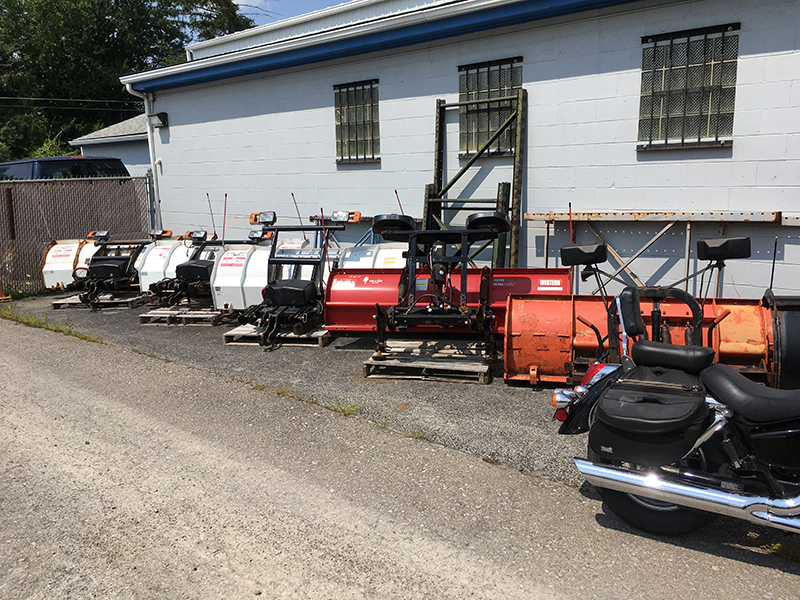 Used Snow Plows Townline Equipment Sales And Accurate Welding